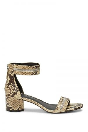 Rebecca Minkoff Ortenne Too Sandal Butter | Womens Shoes